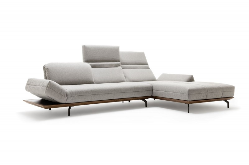 Sofa geschwungen  hülsta sofas zu Bestpreisen
