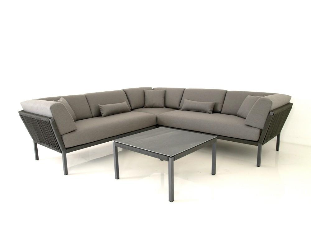 solpuri club garten lounge garnitur mit passendem tisch solpuri marken izabela k. Black Bedroom Furniture Sets. Home Design Ideas