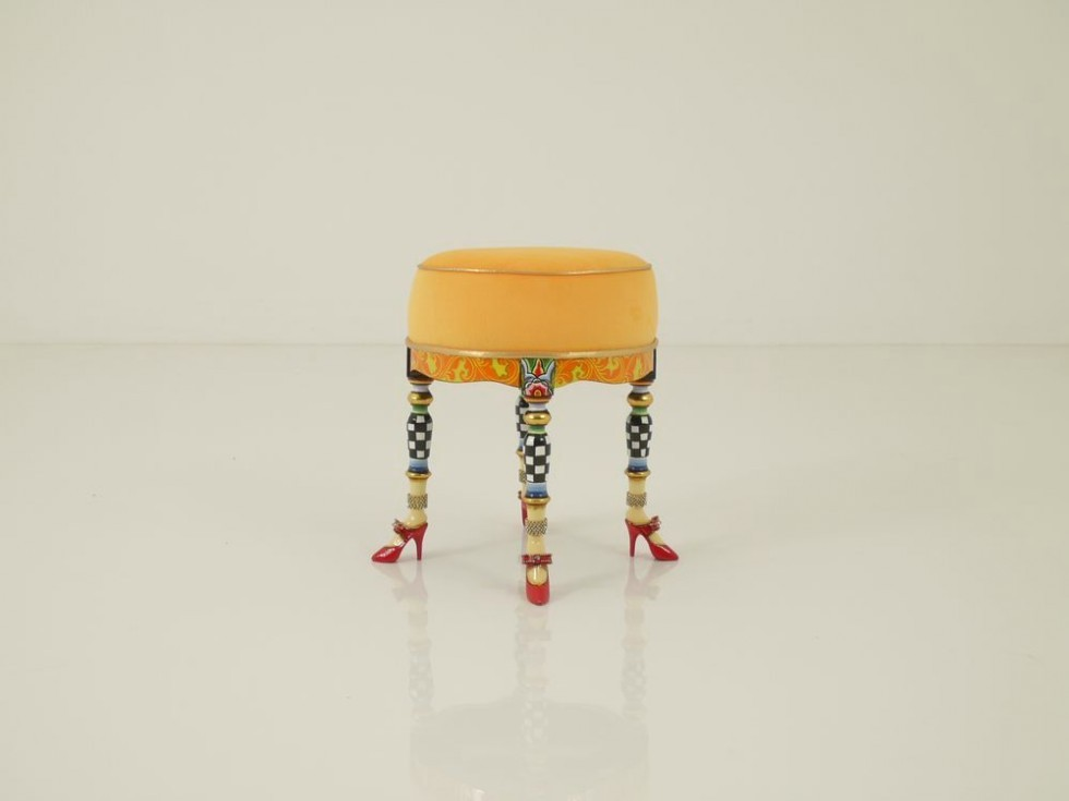 DRAG Hocker VERSAILLES by Toms Company