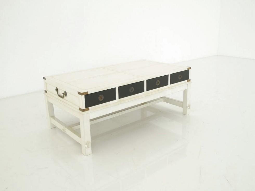 Authentic Models MF097W Bombay Salontisch mit Schubladen