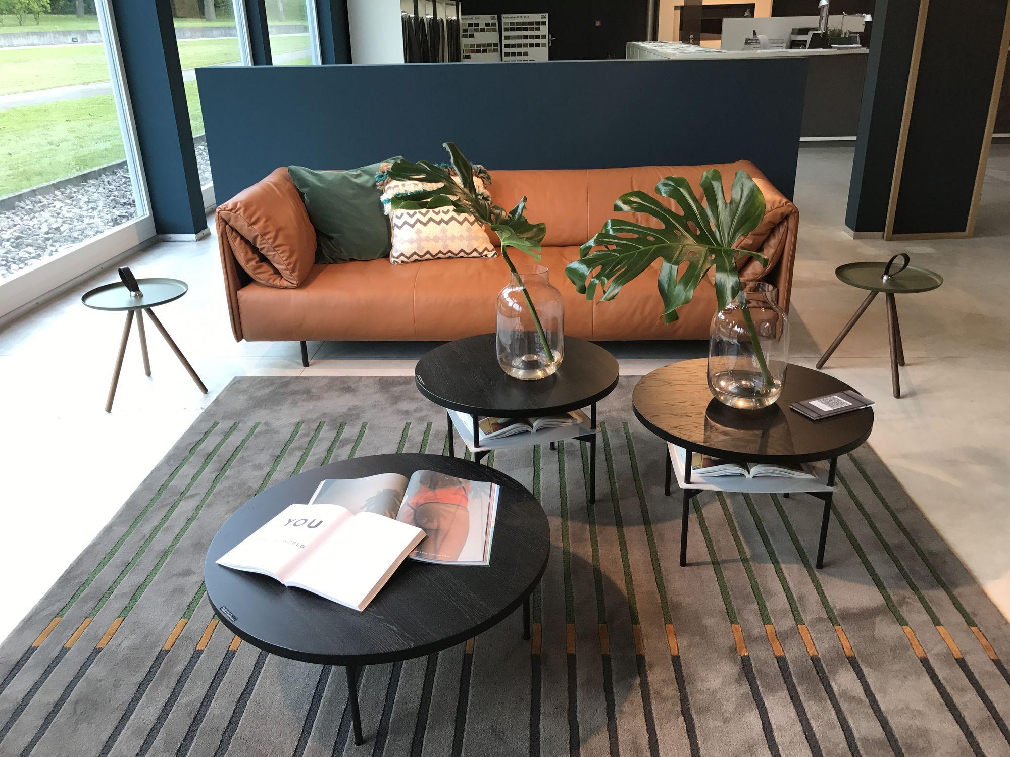 rolf benz alma sofa in nappa leder cognac rolf benz polsterm bel rolf benz izabela k. Black Bedroom Furniture Sets. Home Design Ideas