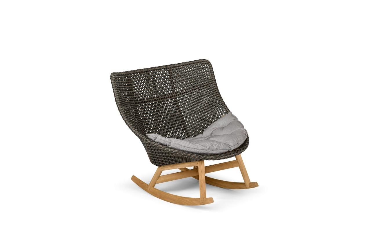 Dedon Mbrace Rocking Chair Schaukel Stuhl In Der Farbe