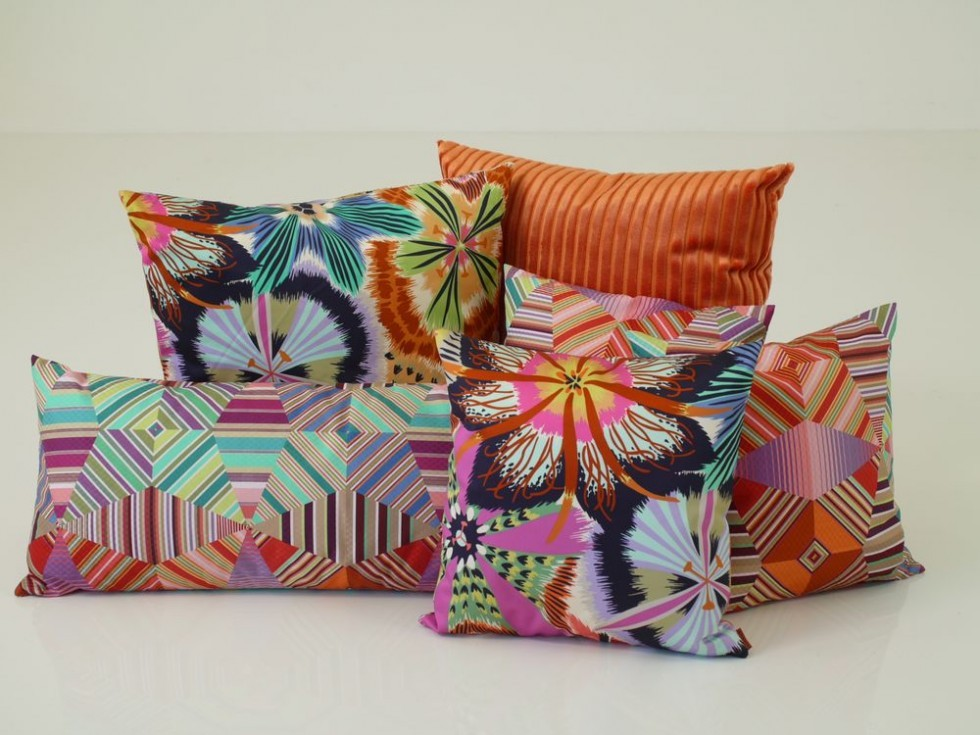 MISSONI HOME PASSIFLORA Kissen Set