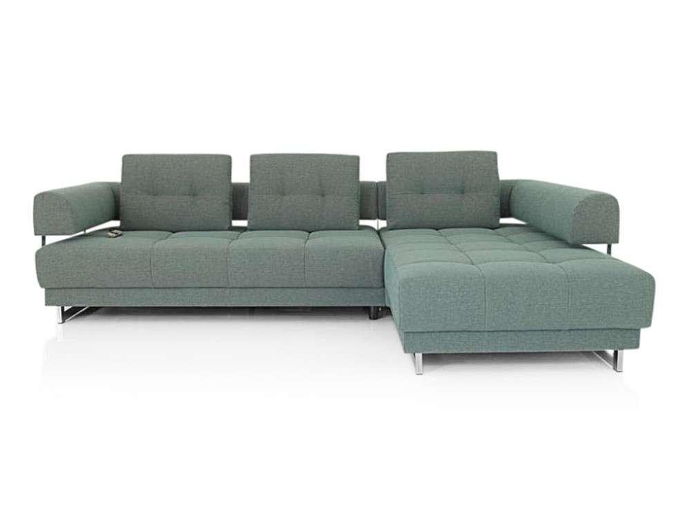 E.Schillig brand DARIA Sofa mit Clubchair mit motorischen Vorzug ...