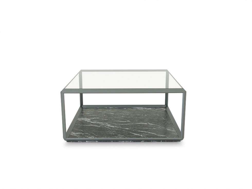 Couchtisch steinplatte designer couchtisch schwarz mit for Couch 45 grad
