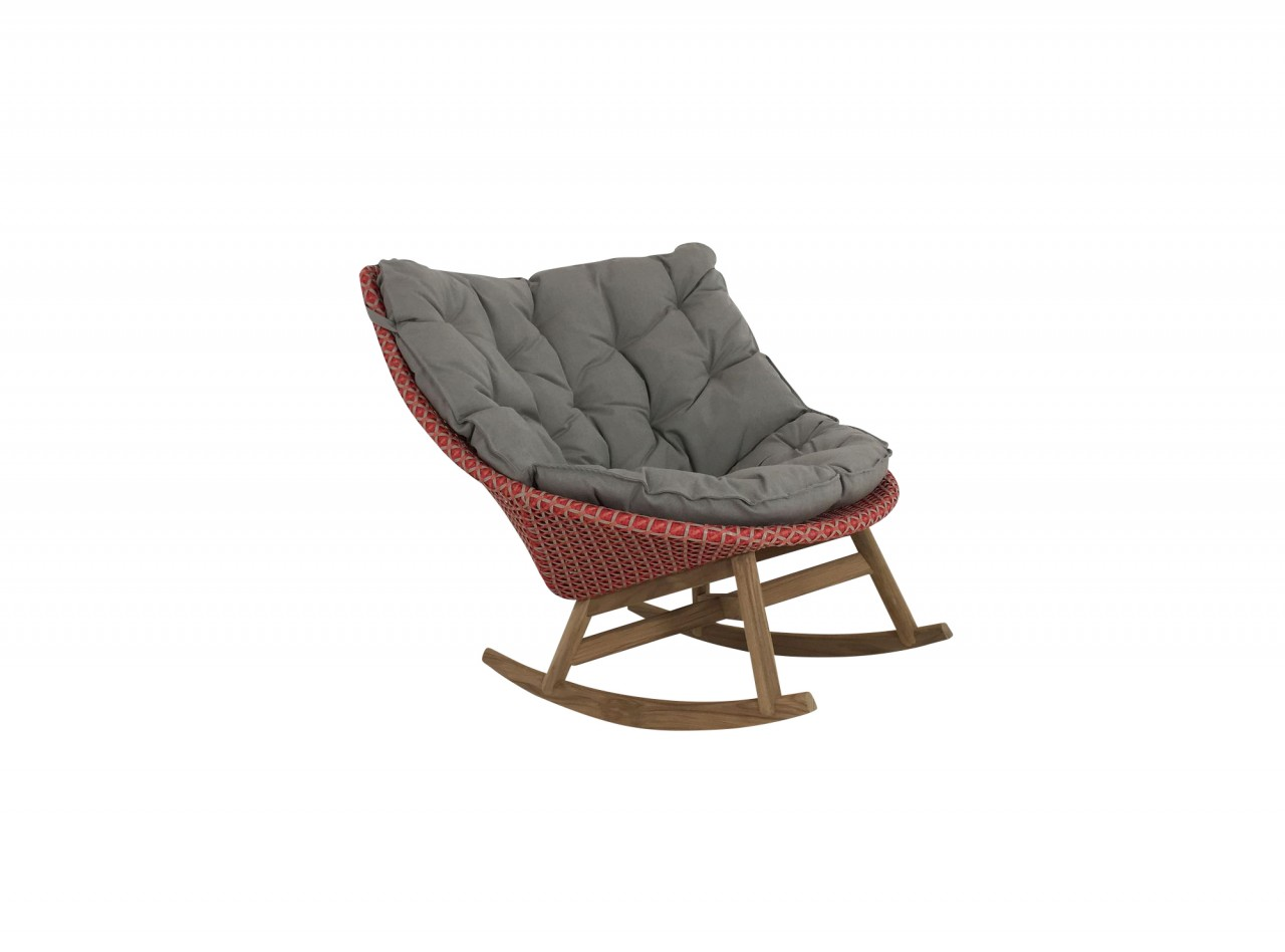 Dedon Mbrace Rocking Chair Schaukelsessel In Der Farbe