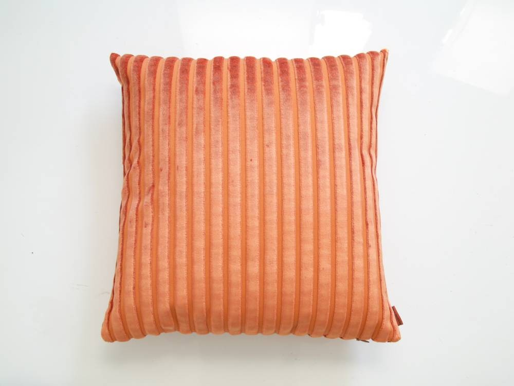 Missoni Home COOMBA Kissen orange aus der Oriental Garden Kollektion