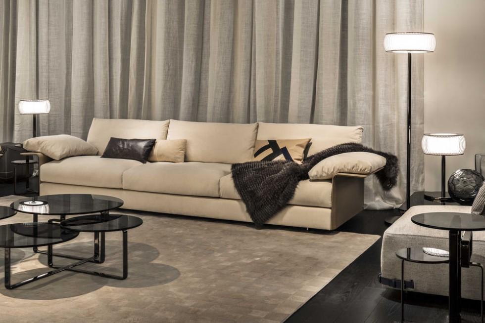 FENDI CASA Hampton Sofa