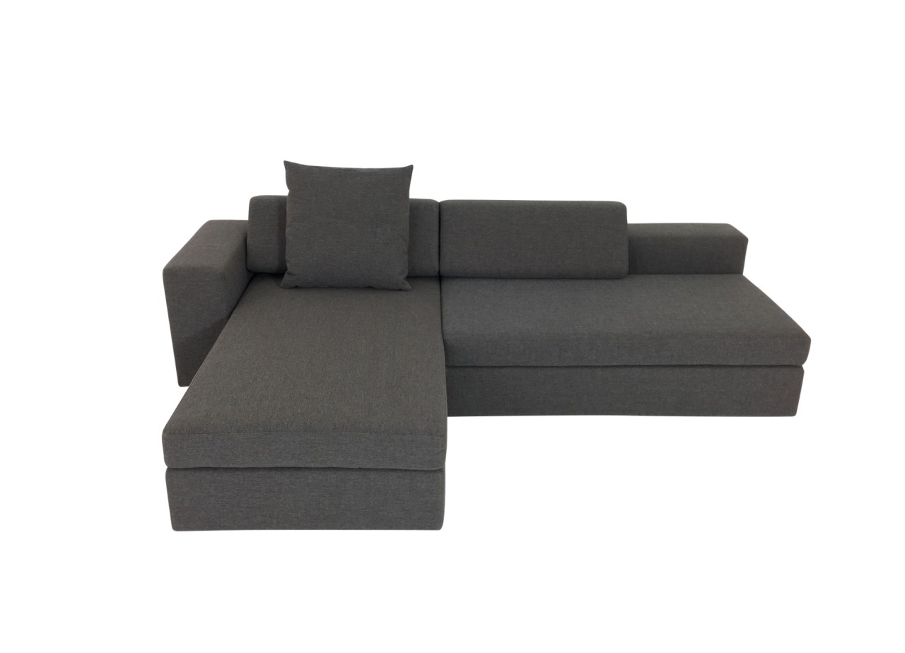 br hl clip sofa mit recamiere und drehfunktion zum. Black Bedroom Furniture Sets. Home Design Ideas