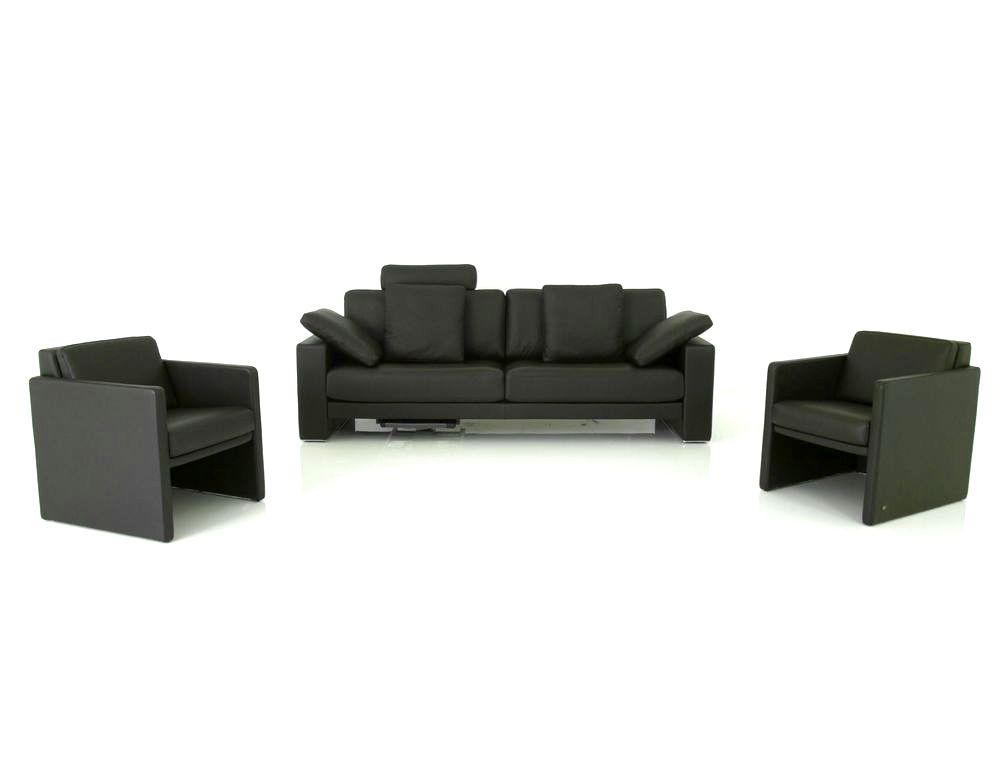 rolf benz ego g sofa garnitur mit zwei clubsesseln im. Black Bedroom Furniture Sets. Home Design Ideas