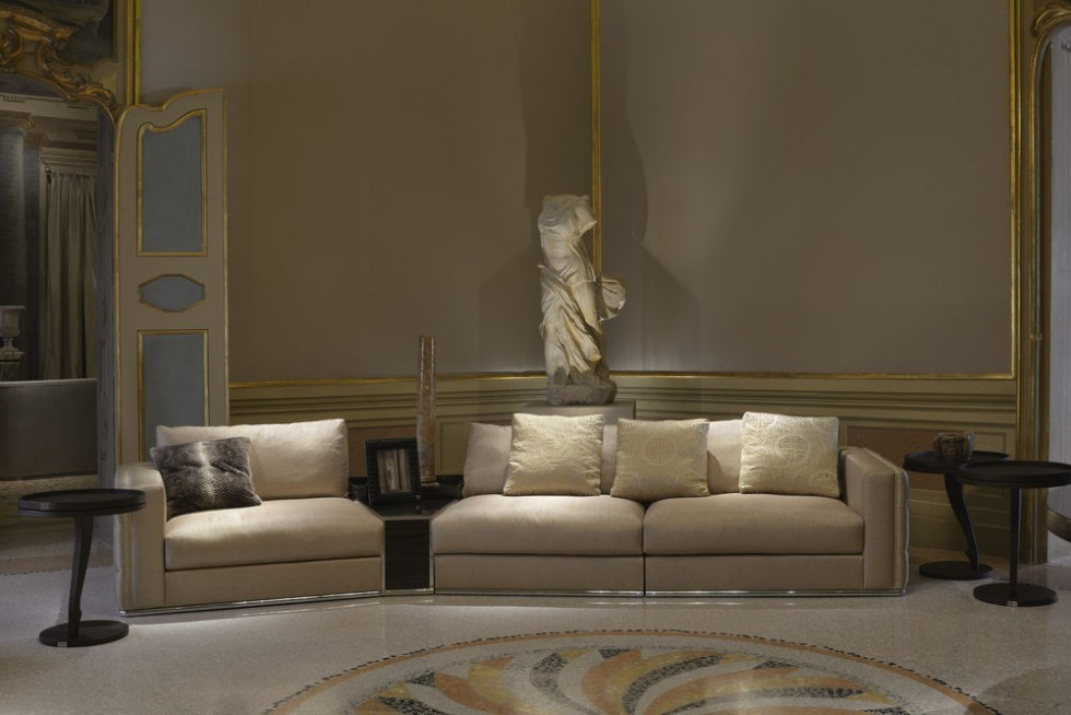 FENDI CASA Plaza Sofa