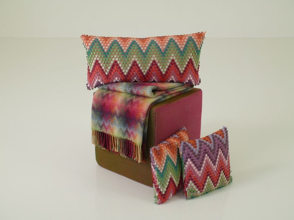 MISSONI HOME NACIRIA Kissen Set