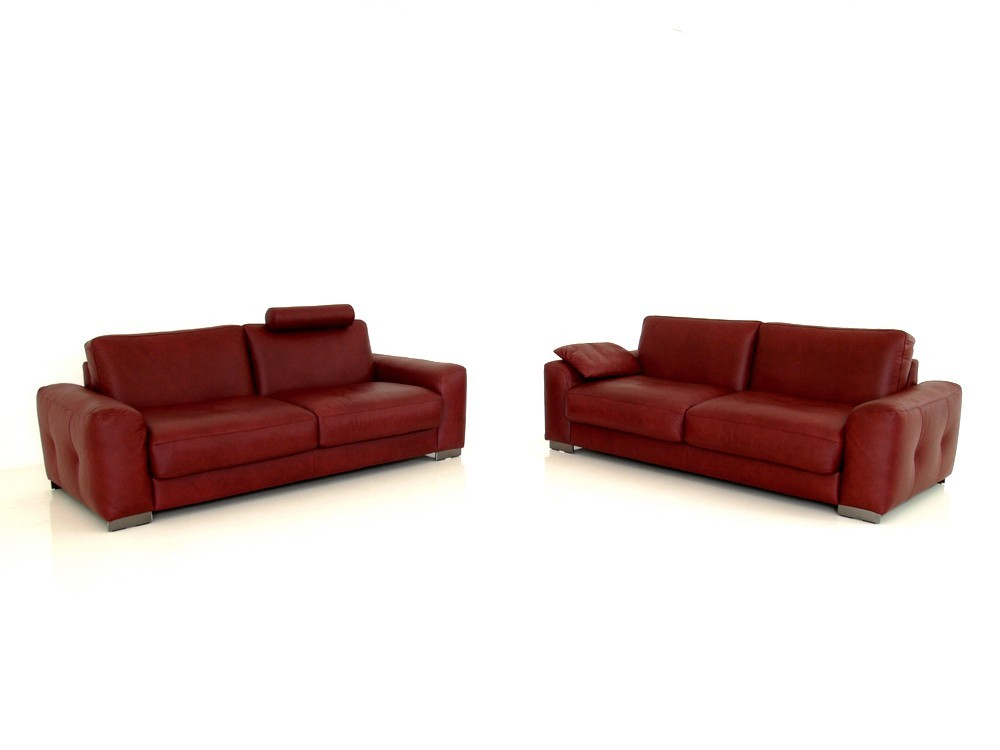 e schillig madelon sofa garnitur im anilinleder l150 farbe 87 weinrot ewald schillig. Black Bedroom Furniture Sets. Home Design Ideas