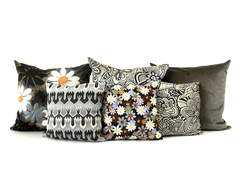 MISSONI HOME Golden Age B&W Kissen Set