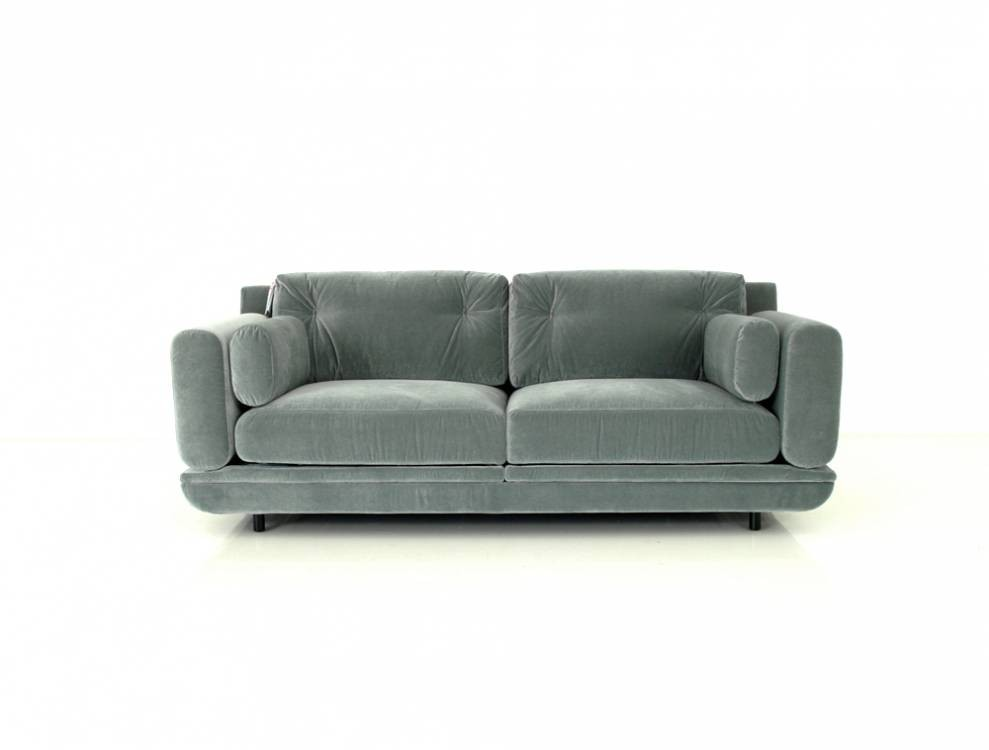 br hl attitude sofa in wunschfarbe im velour stoff mit drehsitzen und ablage br hl sofas. Black Bedroom Furniture Sets. Home Design Ideas